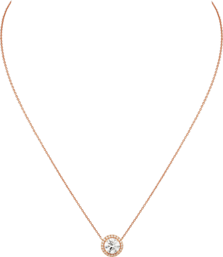 Cartier Destinée Collier Roségold, Diamanten